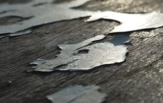 Surfaces that aren't prepared well can, over time, peel or crack. Image: Pixabay