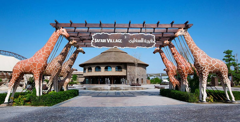 Dubai Safari Park officially opened its doors in 2018. Credit: Cape Reed International