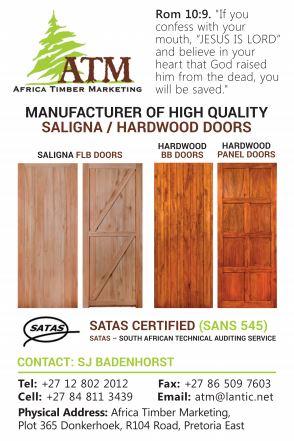 Africa Timber Marketing