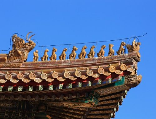 Throwback Thursday: A look at traditional Chinese timber architecture