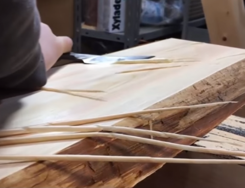 Throwback Thursday: Ancient woodworking tools in the spotlight
