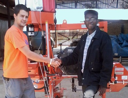Zimbabwean sawmiller shows way to sawmilling success