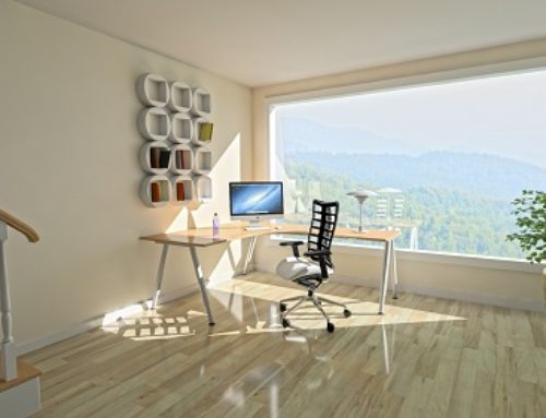 Wood increases workplace productivity