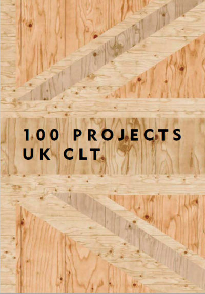 100 Projects UK CLT is a study of the 100 most significant buildings constructed from CLT in the UK over the past 15 years. Image credit: Think Wood