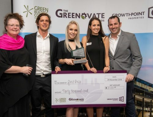 SA varsities stand out at Greenovate Awards 2018