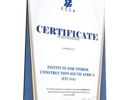 ITC-SA gets voluntary recognition