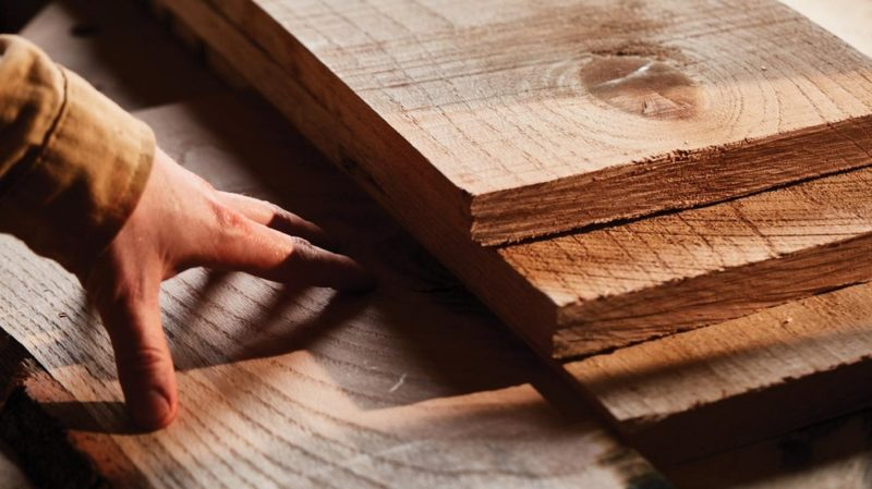 Red oak was under the spotlight at the Cologne fair
