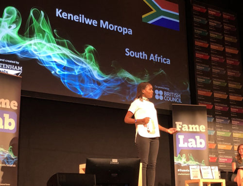 SA researchers shine at international competition