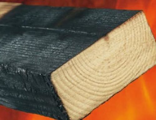 Fire protection for timber structures