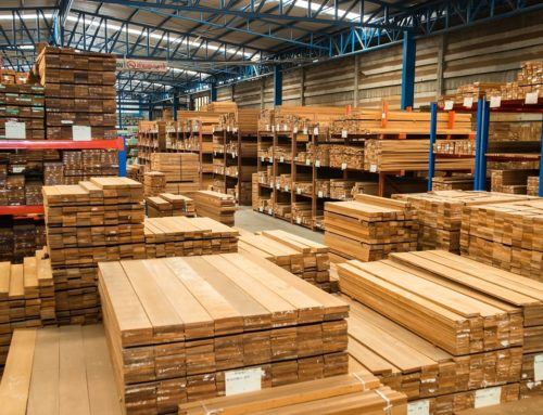 Structural timber supply in South Africa