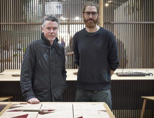 'Oak REDefined' installation at Denfair 2019