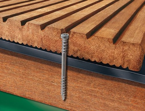 Screws designed for timber