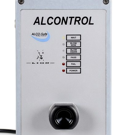 The unmanned breathalyser system protects security personnel from retaliatory violence. Image credit: ALCO-Safe