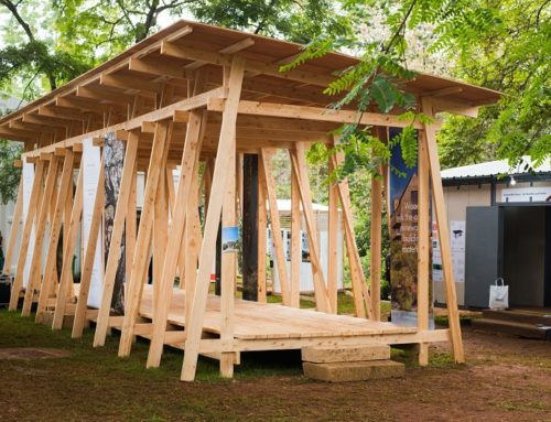 Wood construction takes  centre stage at UN conference