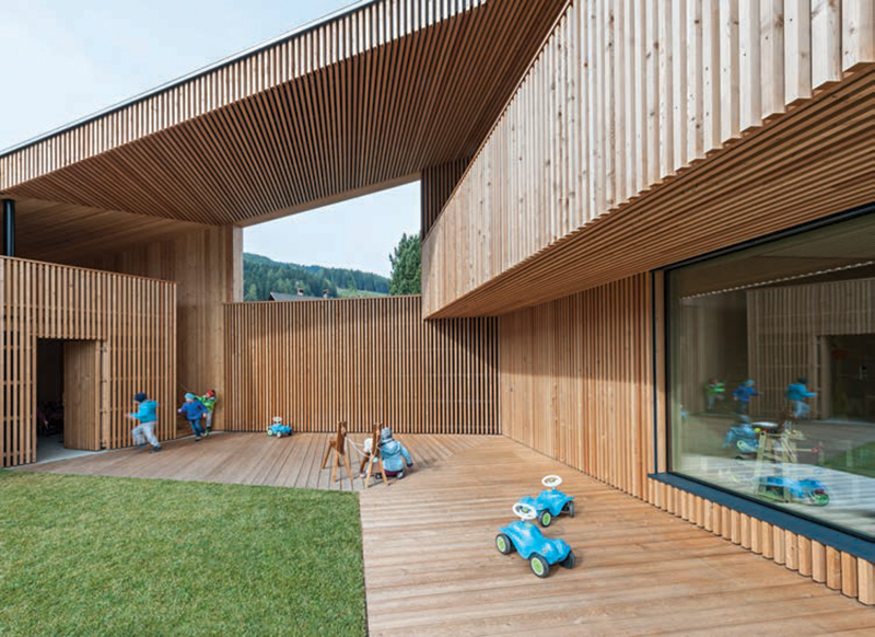 Timber for schools