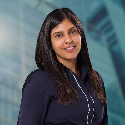 Aadila Mahomed is a candidate attorney at MDA Associates. Image credit: MDA Attorneys