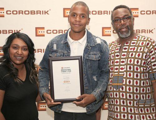 Senzo Mamba bags architectural award