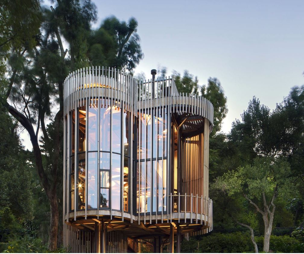 Tree House Constantia is an award-winning design. Image credit: Adam Letch