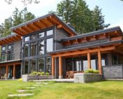 Standards and regulations are essential when using timber as a construction material. Image credit: Island Timber Frame