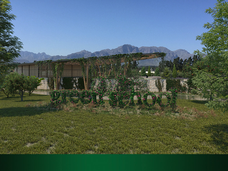 The first Green School South Africa will open its doors in February 2021. Image credit: Green School South Africa