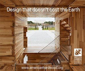 For over 25 years the American Hardwood Export Council (AHEC) has been at the forefront of international wood promotion, successfully building a distinctive and creative brand for U.S. hardwoods. AHEC's global programme of activities secures a future for American hardwoods by demonstrating the performance and aesthetic potential of these sustainable materials, while providing valuable creative inspiration and technical advice.