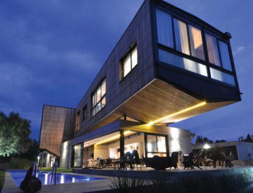 Earthworld Architects' House Dreyer, Mooikloof Estate, Pretoria