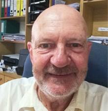 Ian Keevey, new regional coordinator of the Southern Cape. Photo credit ITC-SA