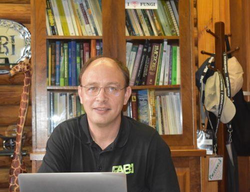 Prof Slippers builds bridges