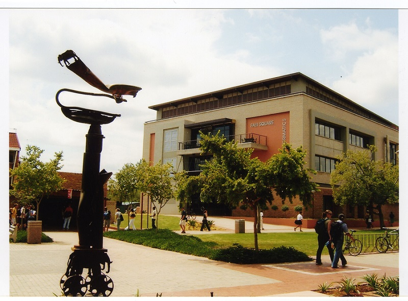 FABI building at the University of Pretoria in Gauteng. Photo by Repository UP