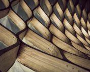 Wood is good for human health. Photo by Aaron Burson | Unsplash