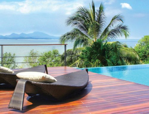 Treatment of outdoor timber and decking