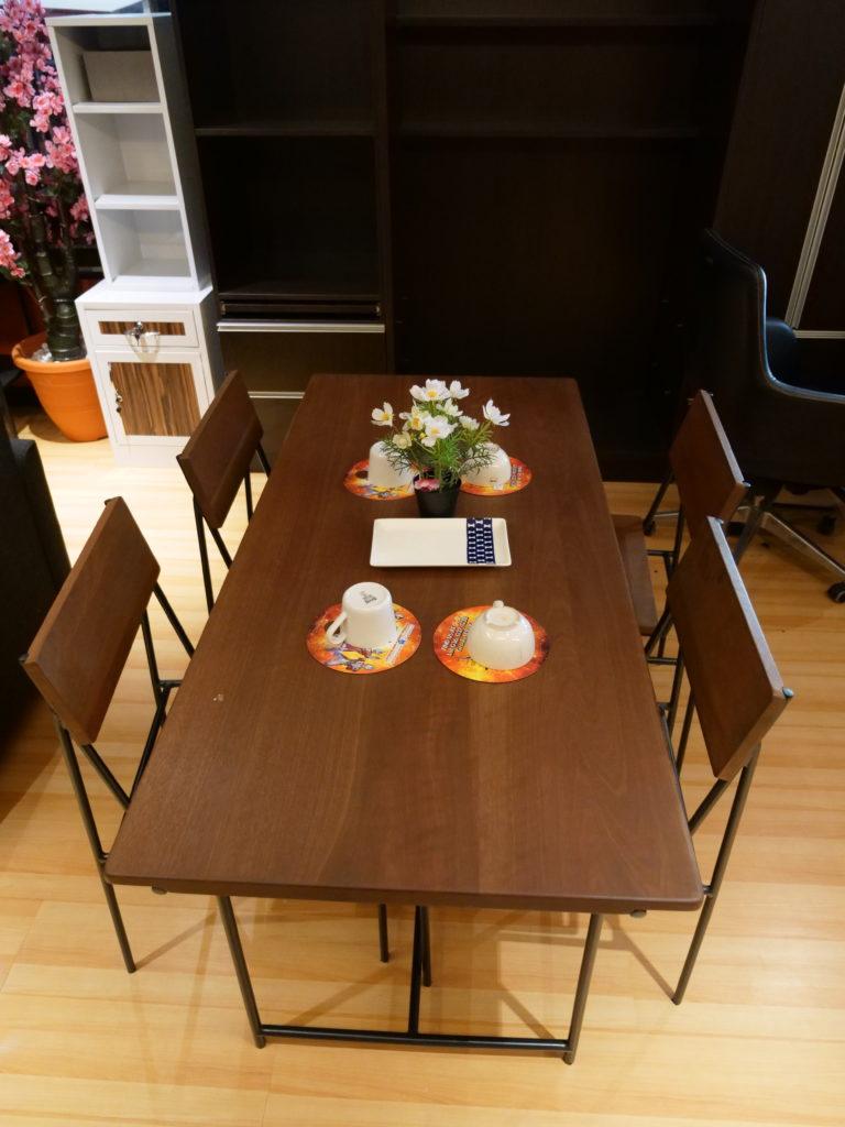 Meranti Furniture. Image: Malaysian Timbers